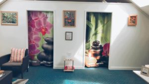 Treatment Rooms at The Treatment Room Massage and Beauty Treatments Knutsford, Cheshire