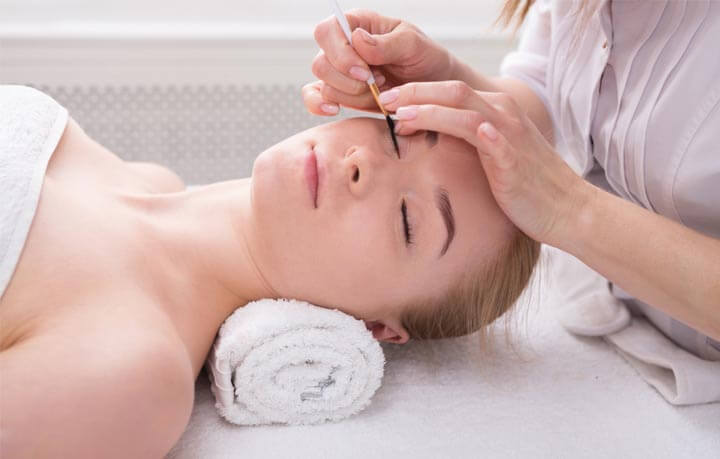 Eye Treatments, Treatment Room Massage and Beauty Treatments Knutsford, Cheshire